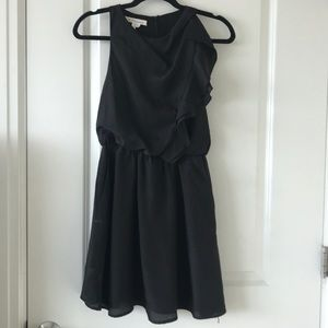 BCBGeneration sleeveless black dress